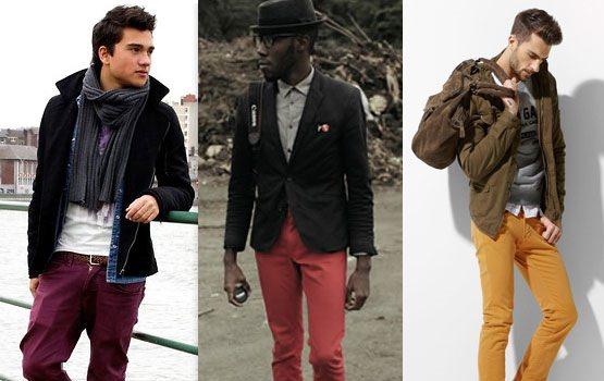 Renkli pantolon 1