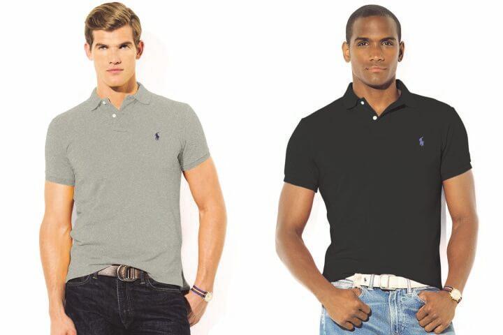 polo tişört jean